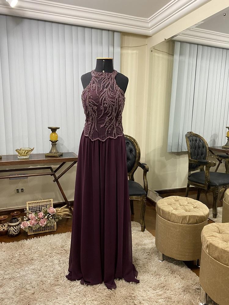 Vestido Lilás 105