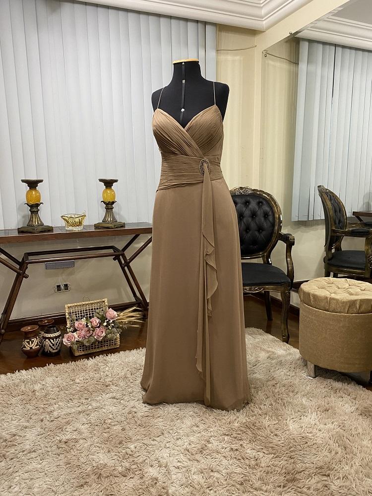 Vestido Nude 502