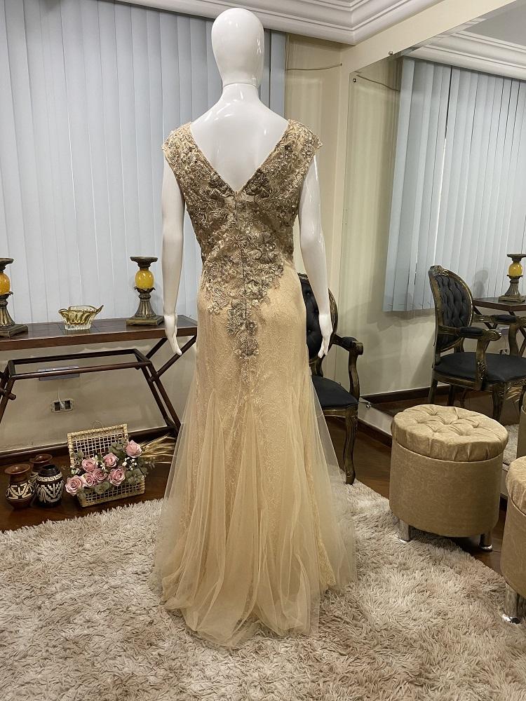 Vestido Perola 506