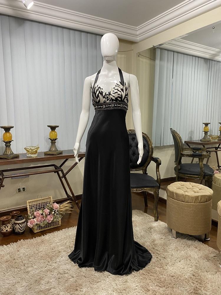 Vestido preto 540