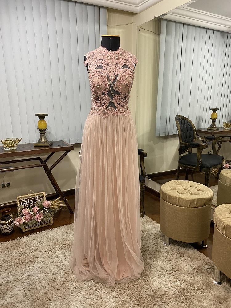 Vestido Rosa 122