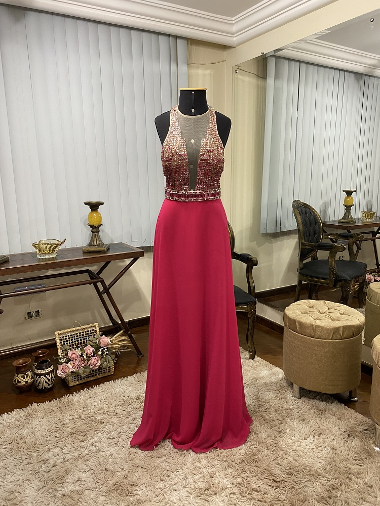 Vestido Rosa 170