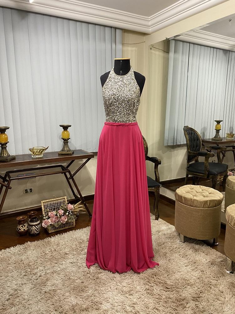 Vestido Rosa 182