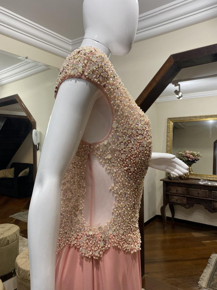 Vestido Rosa 510