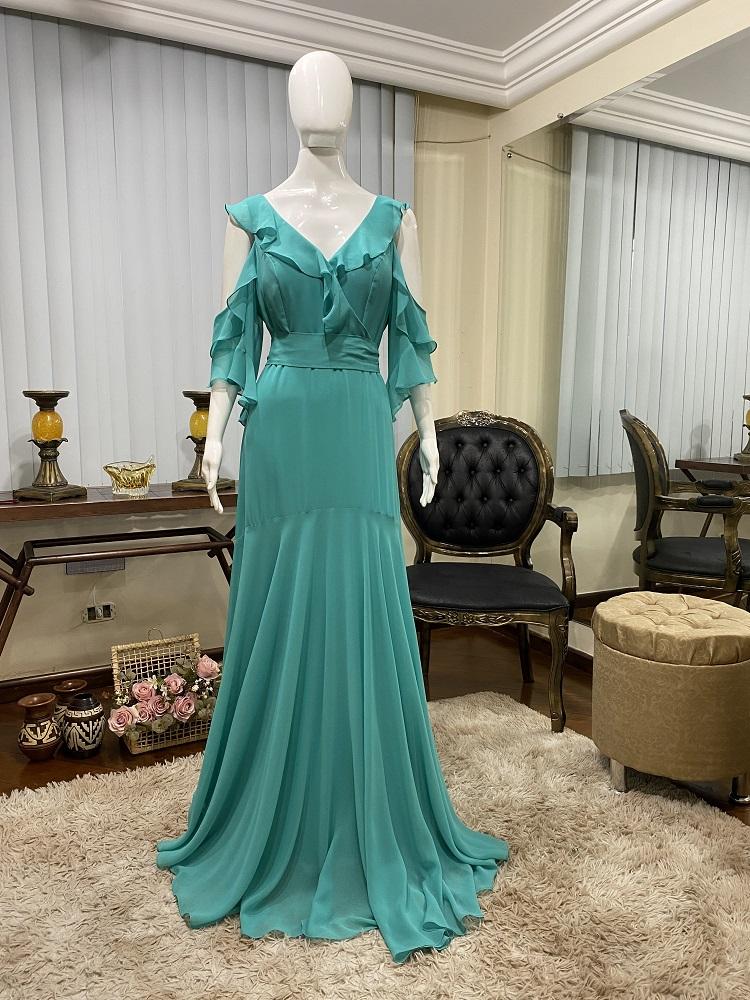 Vestido Rosa 512