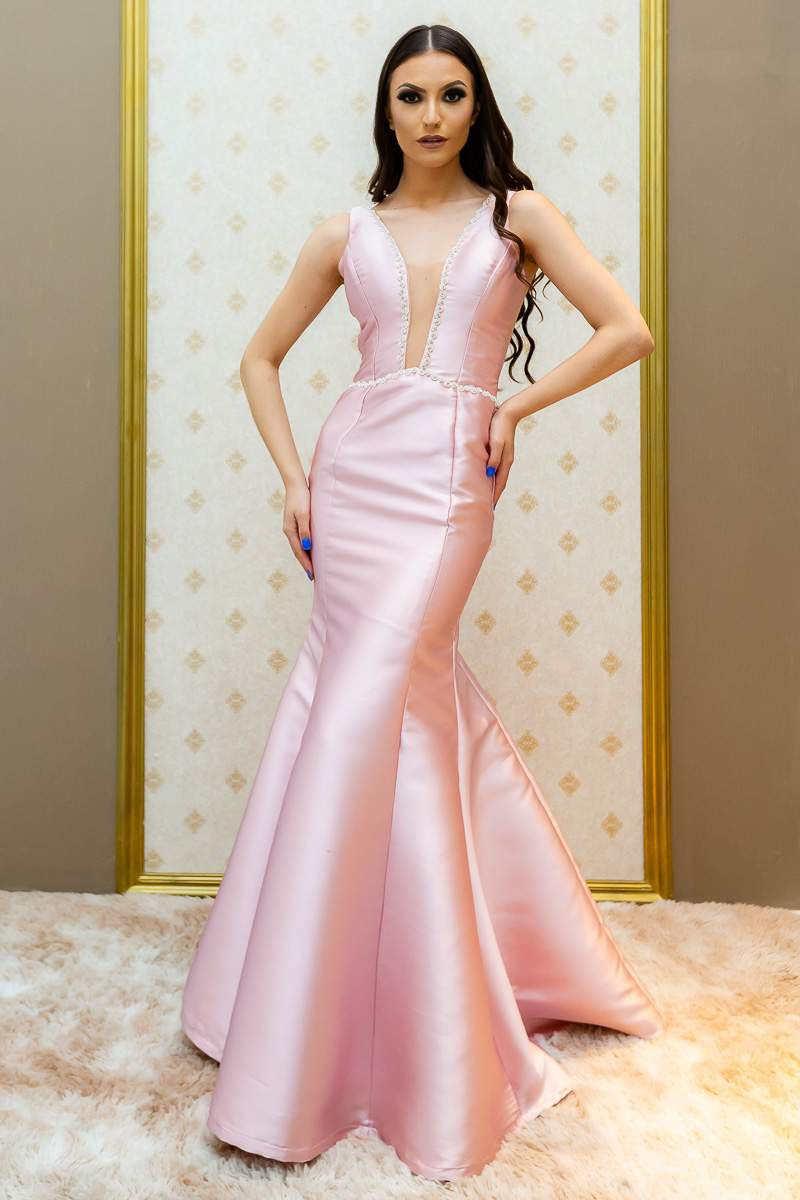 Vestido Rosa Alice