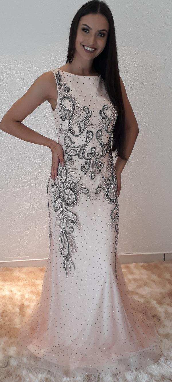 Vestido Rosa Antonia
