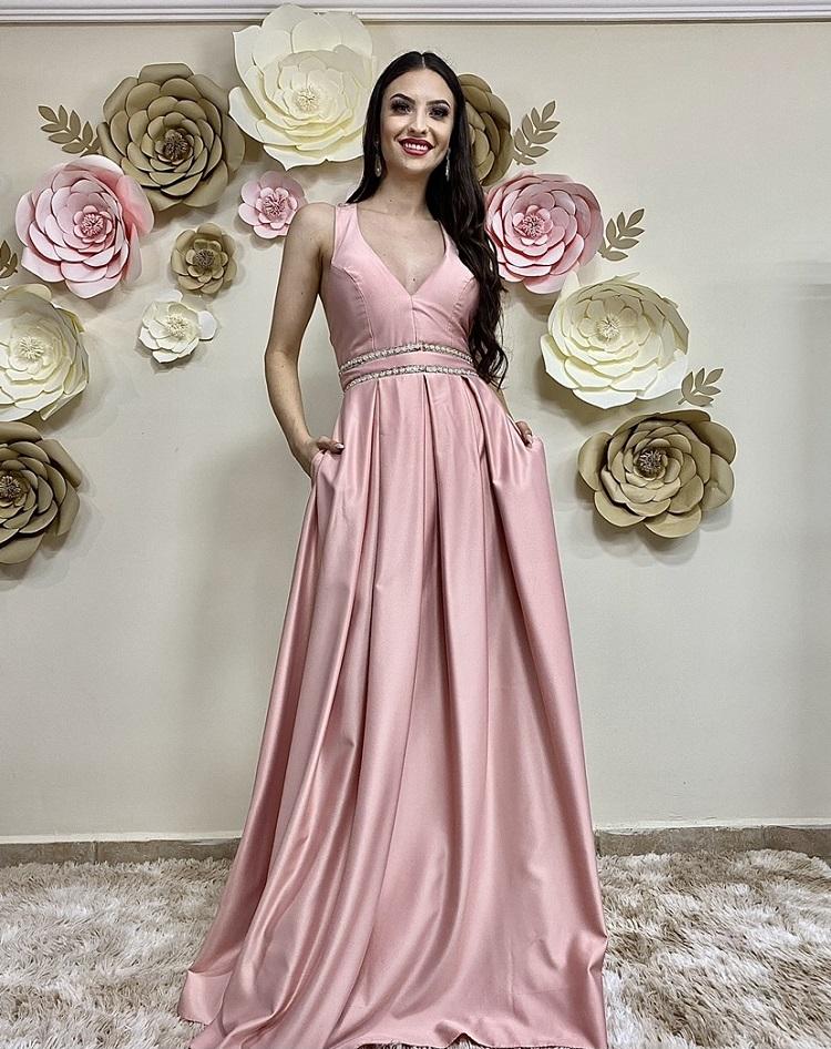 Vestido ROSA GROSSETO