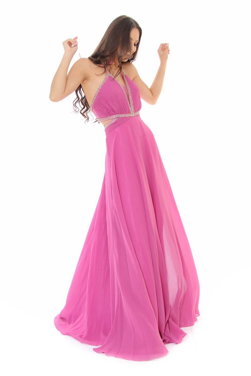 Vestido Rosa 183
