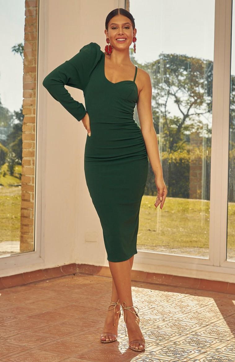Vestido Verde Lolita