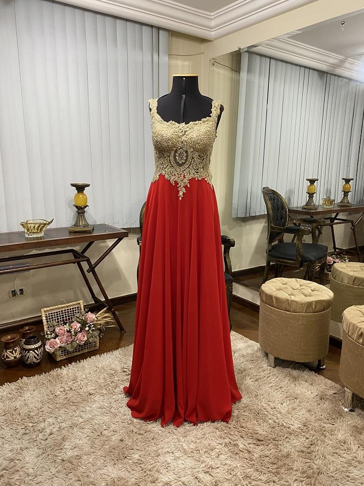 Vestido vermelho 110