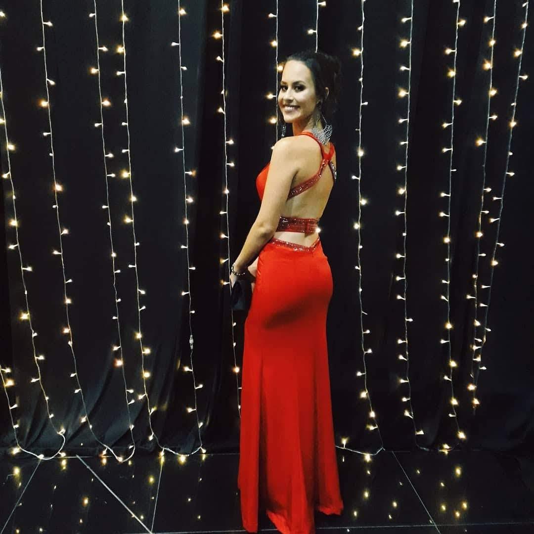 Vestido Vermelho 188
