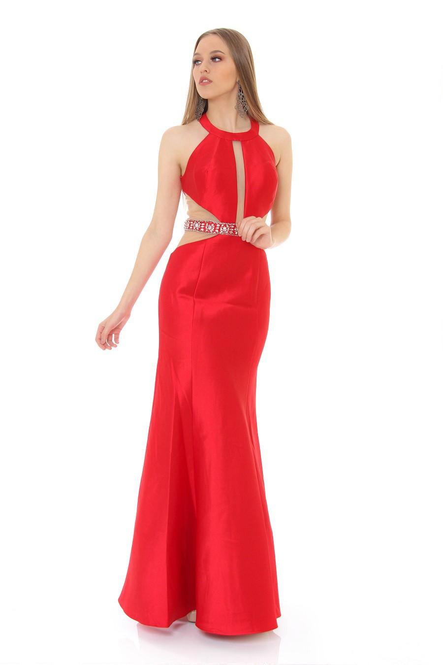 Vestido Vermelho 189