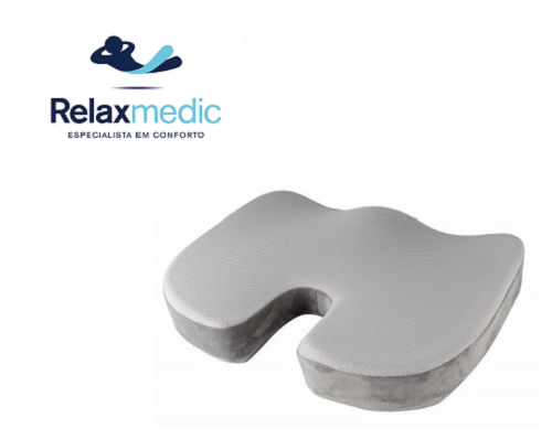 Almofada Coxxic Gel Relaxmedic-6748