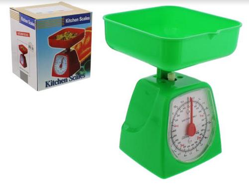 Balança para Cozinha   Até 5Kg    Cor Sortida