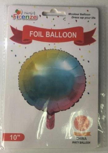 Balão para Festa Bola Colorido