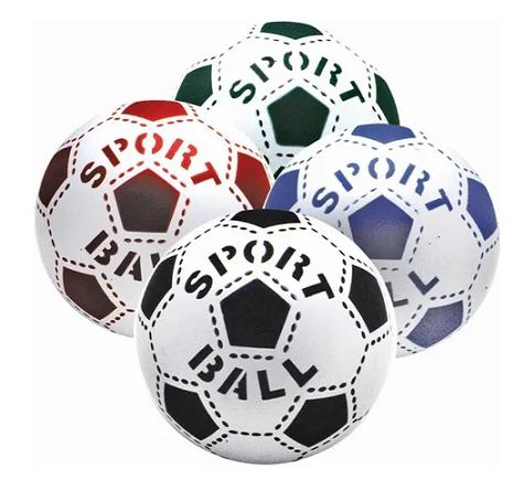 Bola De Vinil Soccer N.8 Sortidas Líder-3702