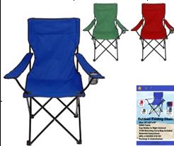 Cadeira Para Praia de Metal