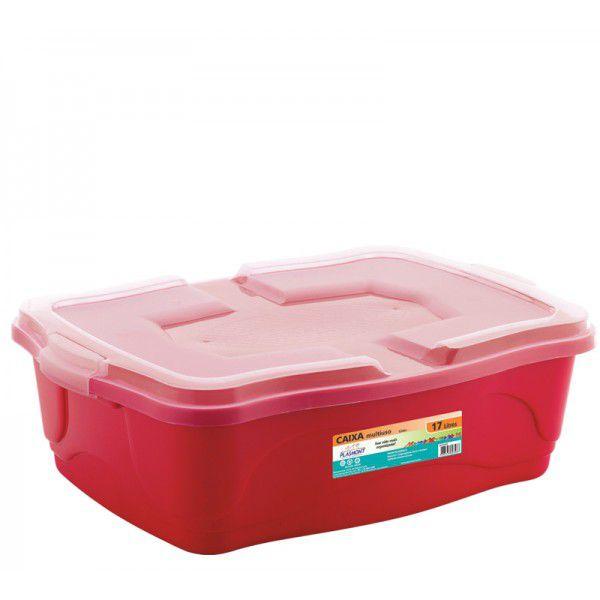 Caixa Multi-Uso 17 litros