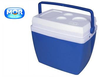Caixa Térmica 26L Azul Mor-6786