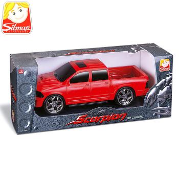 Carro Scorpion Sl-2500 Silmar  - 819