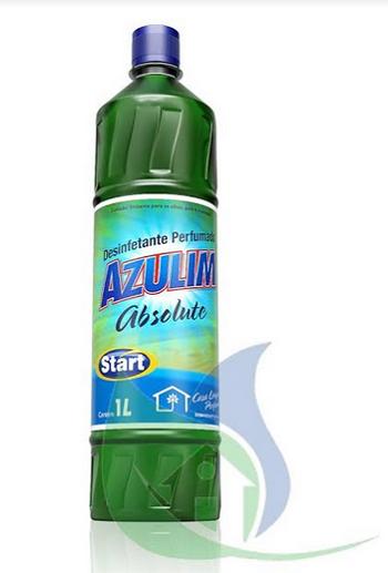 Desinfetante Azulim  Absolute 1l