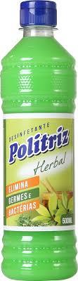 Desinfetante Politriz Herbal 500ml