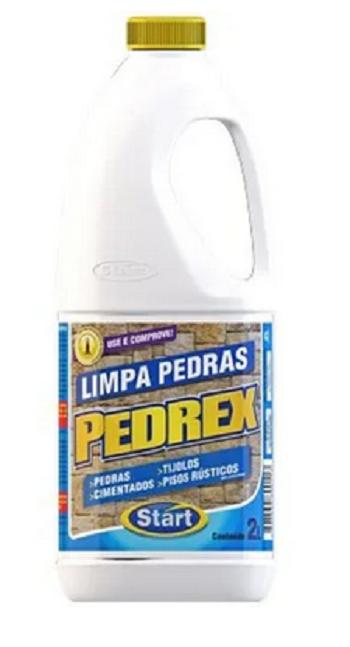 Limpa Pedras Pedrex 2l