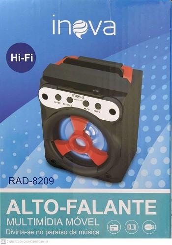 Mini radio fm usb/bluetooth/sd-5504