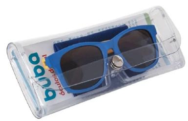 Óculos De Sol Do Bebê  Blue Color Buba   recomendada (0-36m+)  - 6810