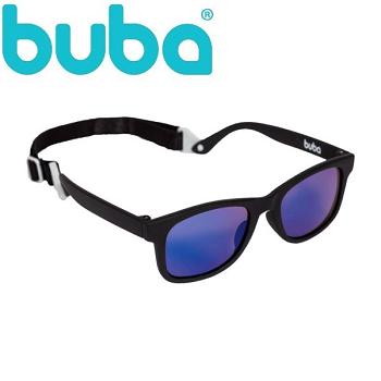 Óculos De Sol Do Bebê  Preto e azul Color Buba - 6812