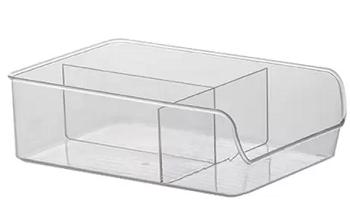 Organizadora Diamond Com Divisoria 28x18 9 Cm 38