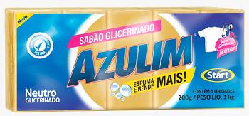 Sabão Barra Zulim 200g Glicerinado