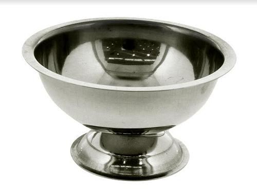 Taça para Sorvete de Aço-5765
