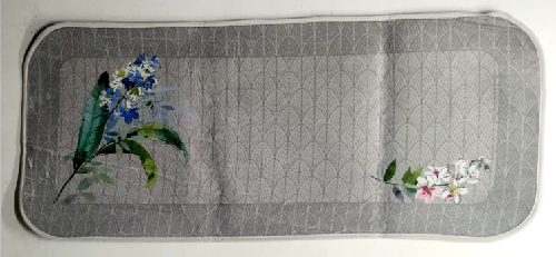 Tapete Plush Vers 52cmx1,20m-6501