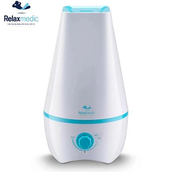Umidificador de Ar Ultrassônico Compact Air Relaxmedic-6752