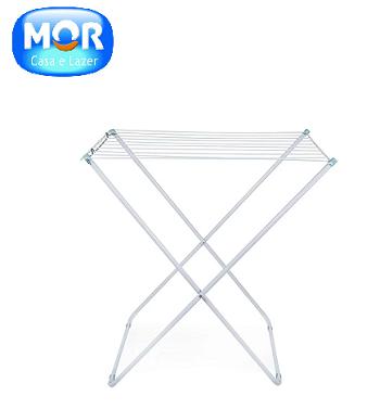 Varal de chão Maxi  80cm X 60cm X 90cm Mor - 6993