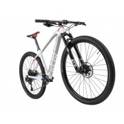 Bicicleta Caloi Elite Carbon Racing TGR29V12 XD BCO A20