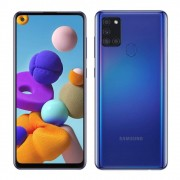 Celular Samsung Galaxy A21s Azul 64gb