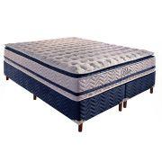 Colchão Paropas Blue Pillow King Size 193 + Box