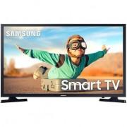 "Smart TV LED 32"" Samsung 32T4300 HD WIFI HDR para Brilho e Contraste Plataforma Tizen 2 HDMI 1 USB - Preto"