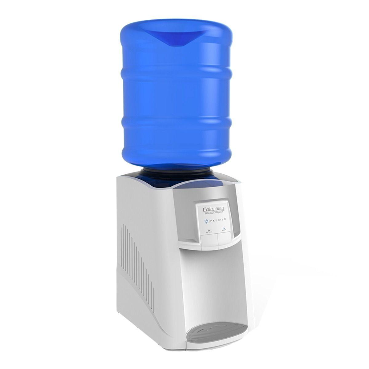 Bebedouro De Água Colormaq Premium Branco - 127V