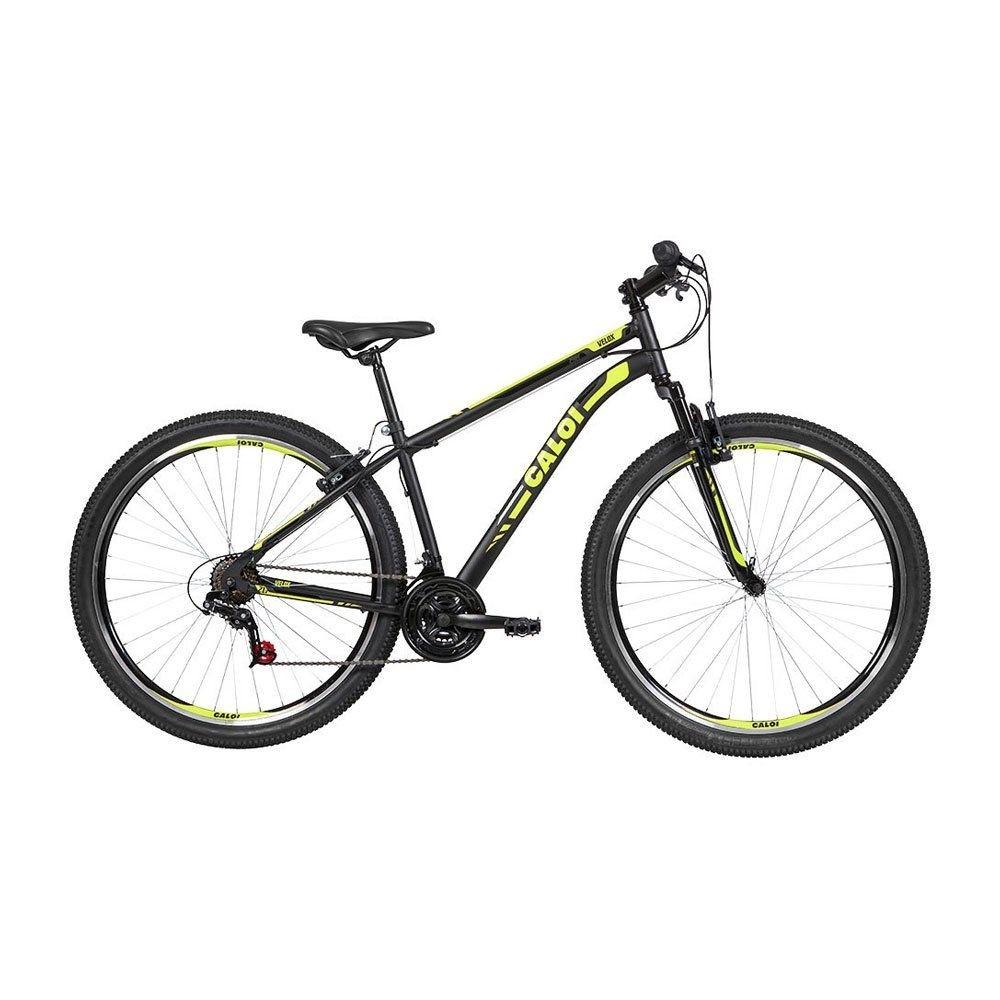 Bicicleta Adulta Caloi Aro 29 Velox, Freios V-brake, Quadro de Aço