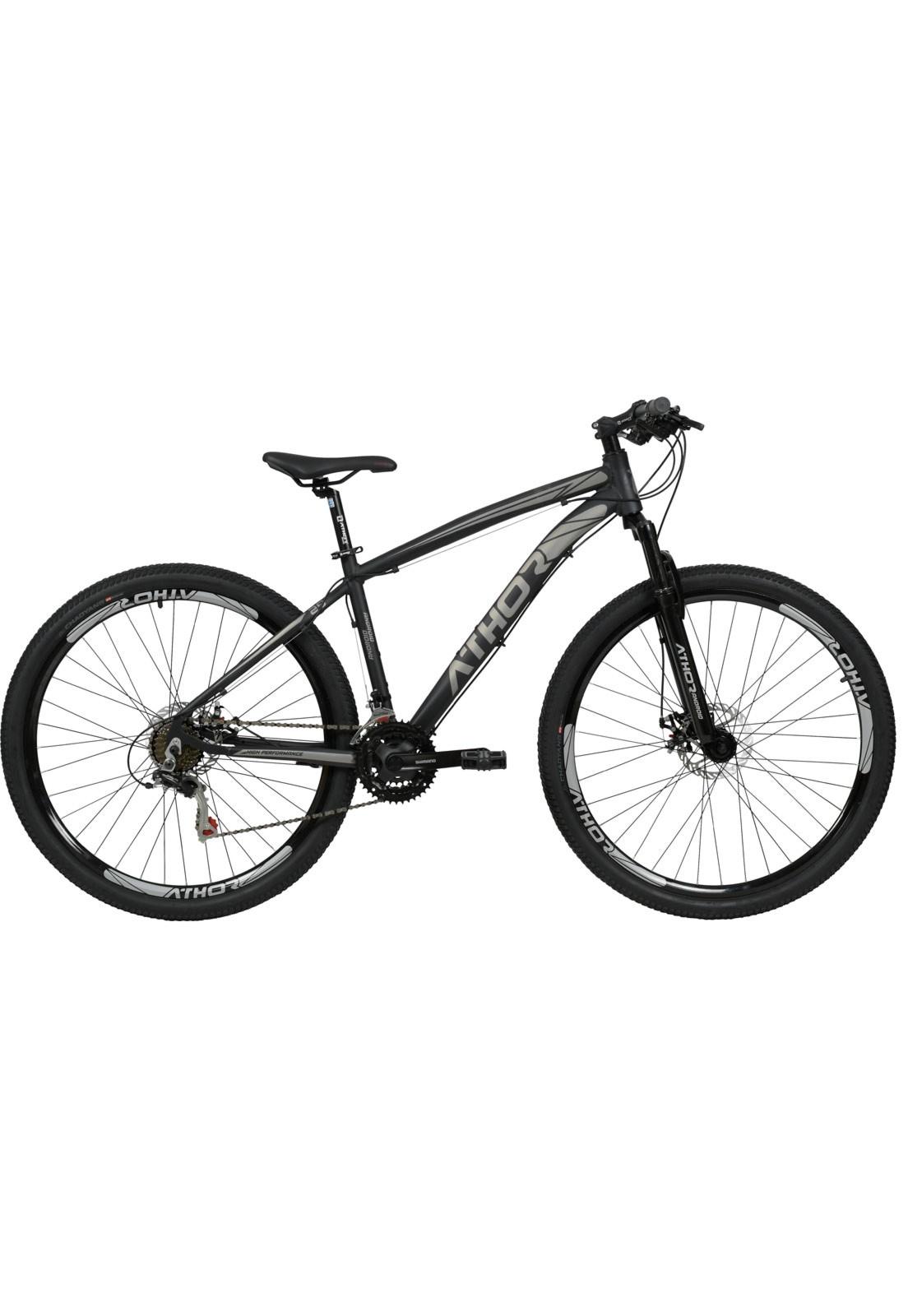 Bicicleta Athor Android Sh Tourney T17 A29 Grafite