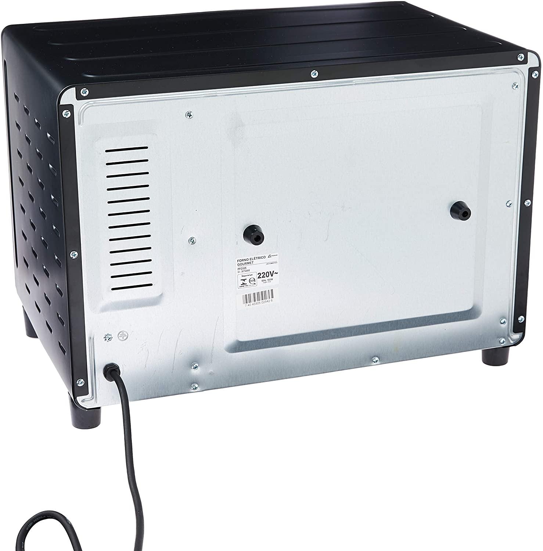 Forno Eletrico Gourmet Lenoxx Preto 36L 220V - Pfo305