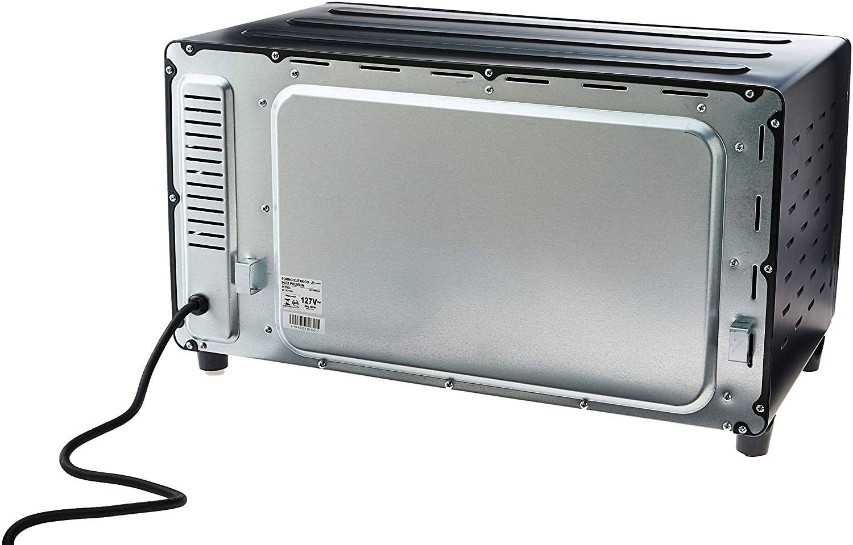 Forno Elétrico Inox Premium Lenoxx 45 Litros PFO 303 - Preto 220v