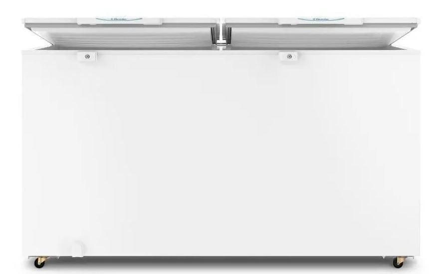 Freezer Horizontal 2 Portas Cycle Defrost 477L(H500) - 127V