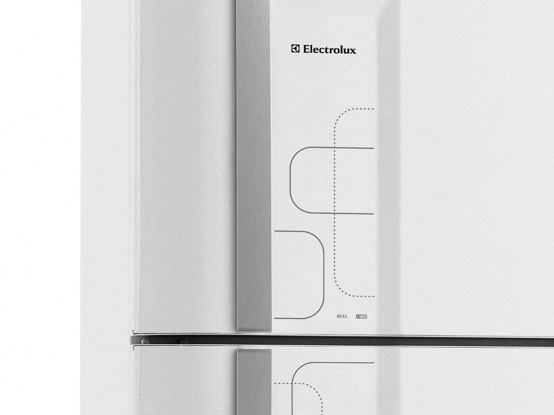 Geladeira Cycle Defrost 475L Branco (Dc51) - 110V