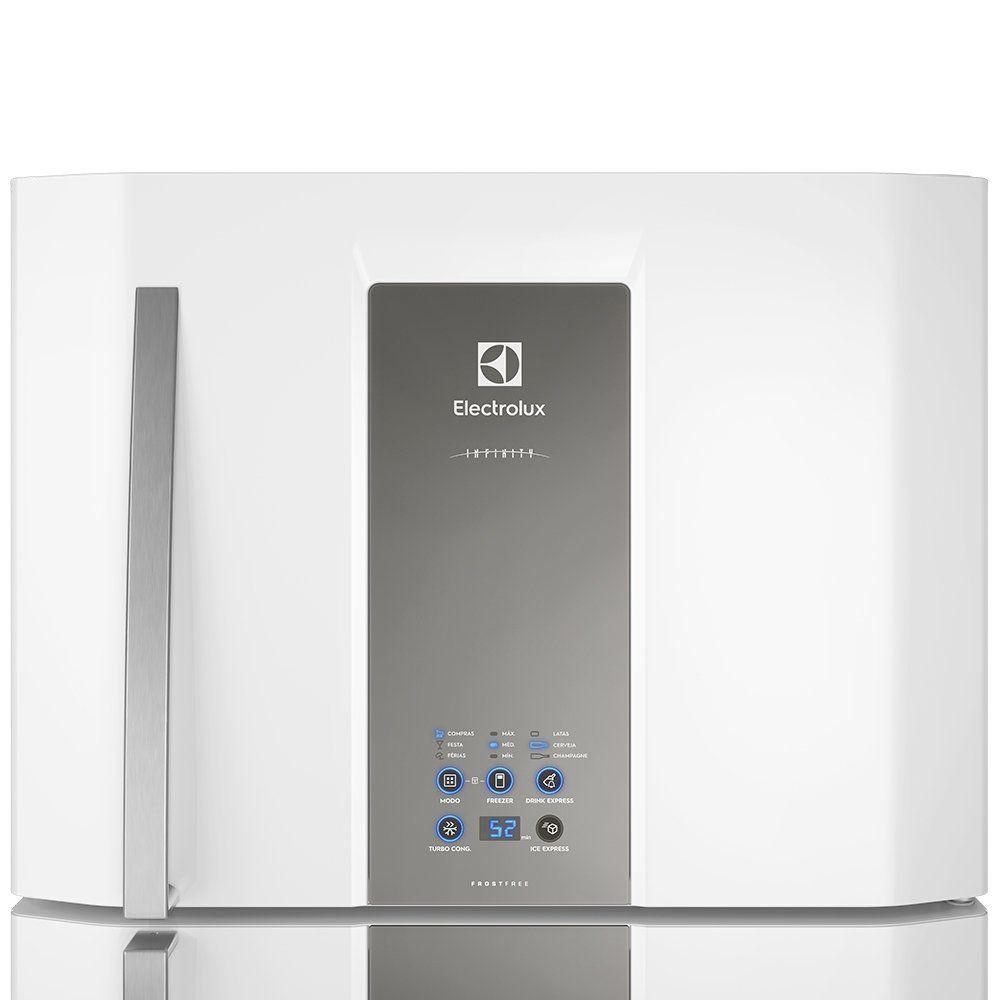 Geladeira Infinity Frost Free 553L Branca (Df82) - 110V