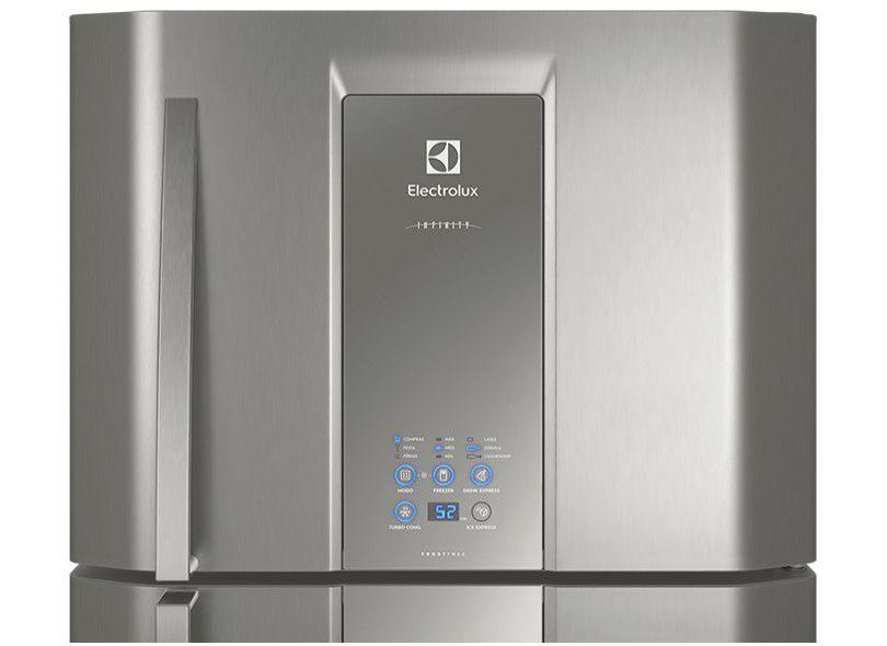 Geladeira Infinity Frost Free 553L Inox (Df82X) - 110V